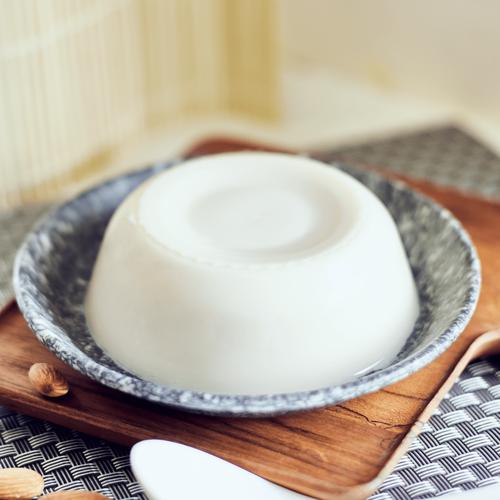 Almond Soya Pudding