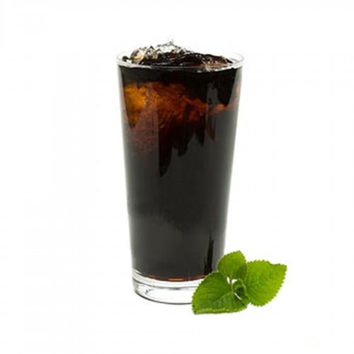 Peppermint Grass Jelly Juice